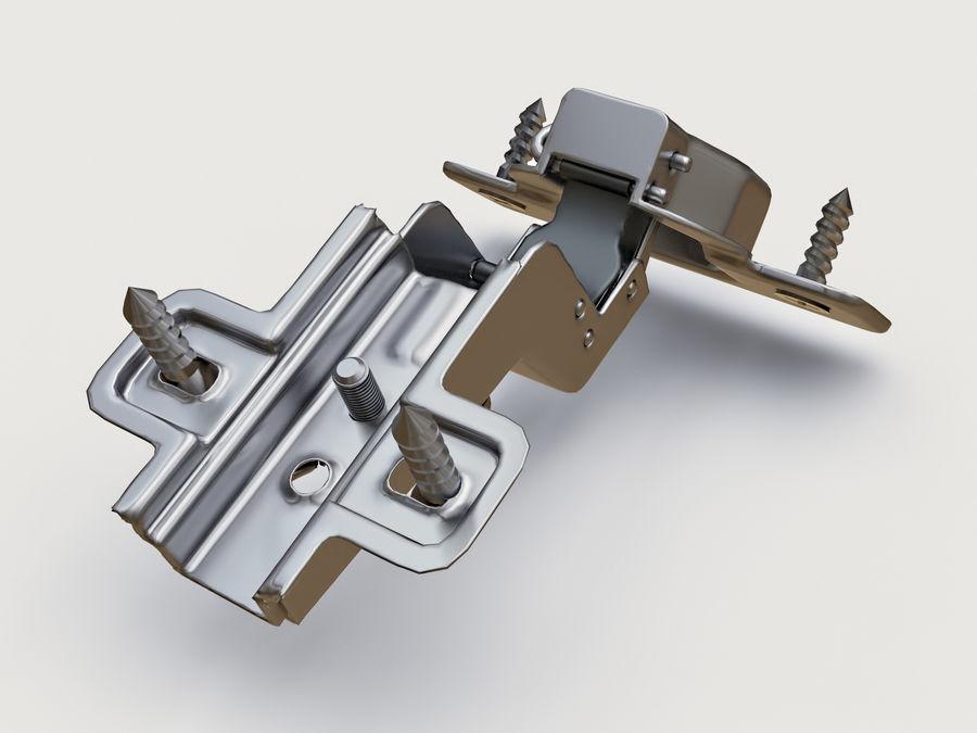 Möbel slinga 03 royalty-free 3d model - Preview no. 4