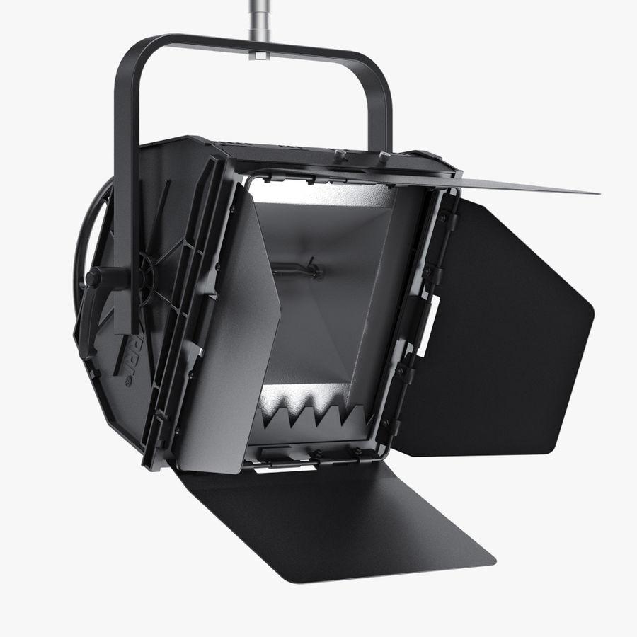ARRI Flood 1250 royalty-free 3d model - Preview no. 1