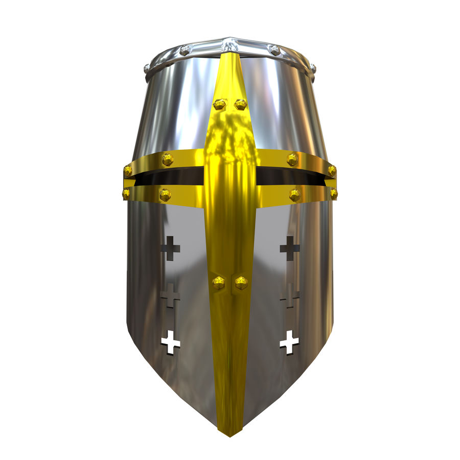 Helmet royalty-free 3d model - Preview no. 1