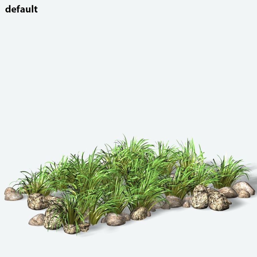 Bush_54 royalty-free 3d model - Preview no. 6
