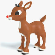 Rudolph 3d model
