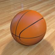 Basketboll 3d model
