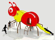 Mini Ant Play 3d model