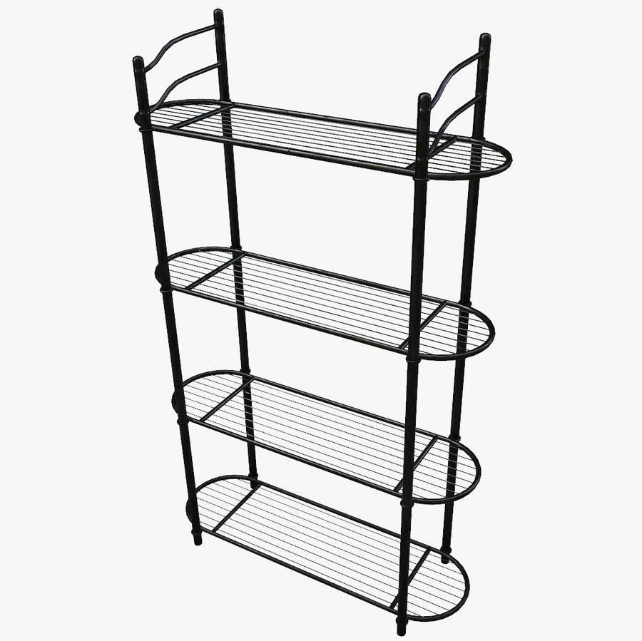 savvysurf vintage garden and arbours chic uk shabby furniture bakers co tier metal shelves shelf rack