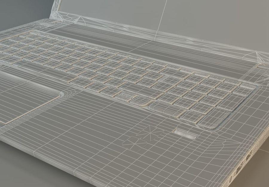 笔记本电脑 royalty-free 3d model - Preview no. 5