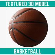 Baloncesto modelo 3d