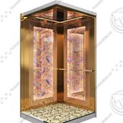 Elevator-Gold 3d model