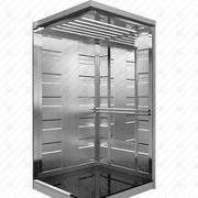 Elevator-metal-1 3d model