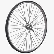 Wheel 13 WheelChair 3d model