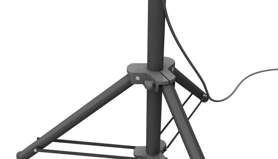studio light royalty-free 3d model - Preview no. 5
