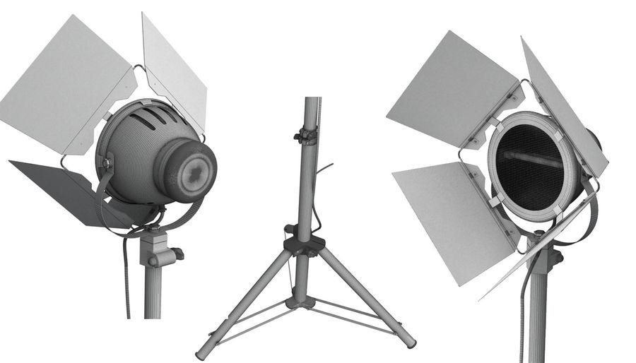 studio light royalty-free 3d model - Preview no. 7