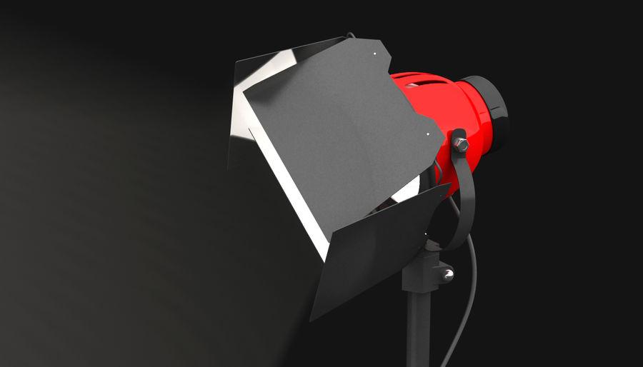 studio light royalty-free 3d model - Preview no. 4