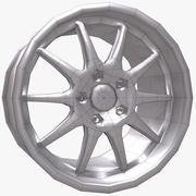 Wheel 21 Disk 1 3d model