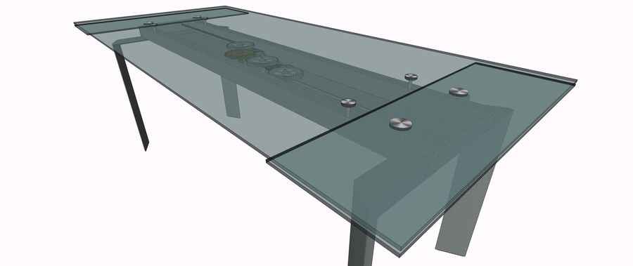 Superieur Roche Bobois   Astrolab Table Royalty Free 3d Model   Preview No. 5