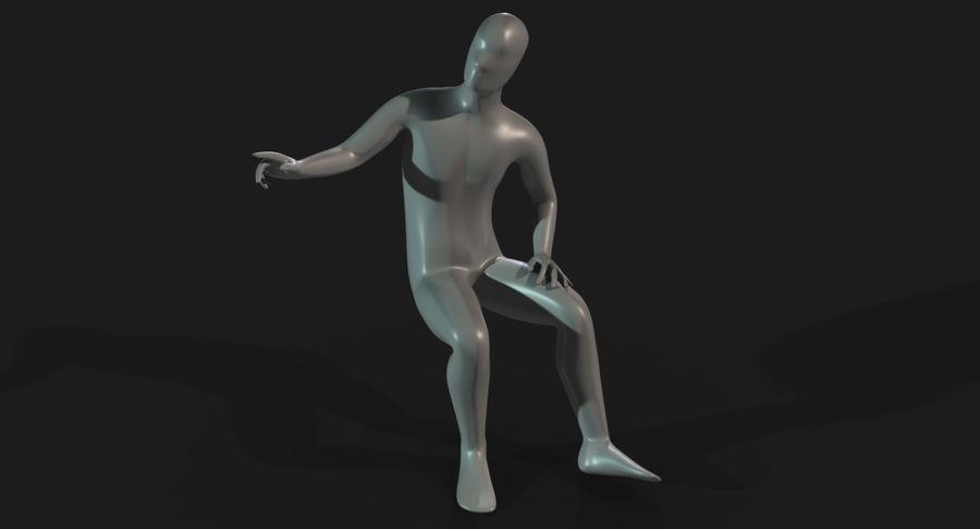 Generic Man - Rigged 3D Model $24 -  ma  obj  fbx - Free3D