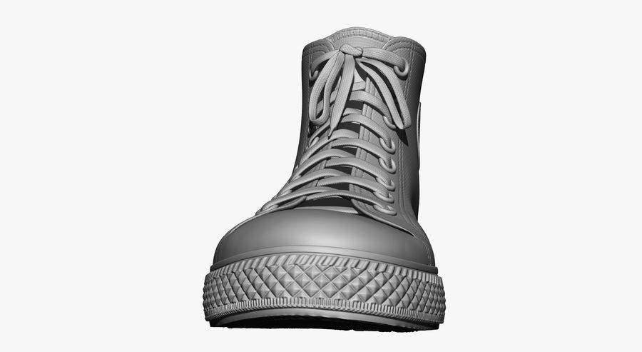 Scarpe royalty-free 3d model - Preview no. 18