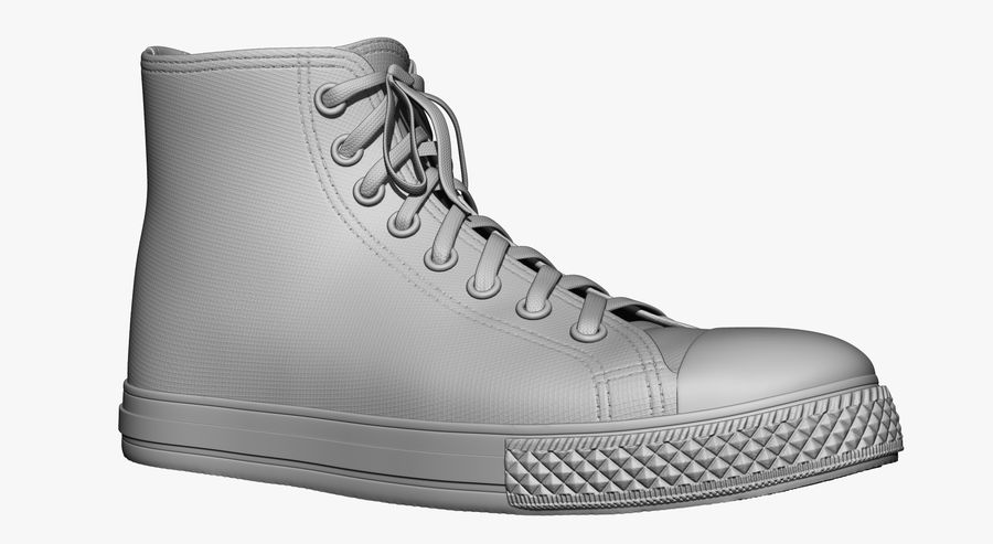 Scarpe royalty-free 3d model - Preview no. 12
