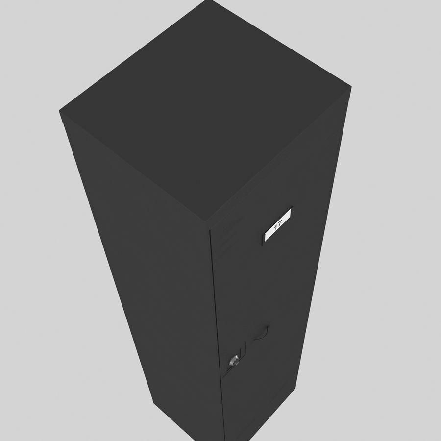 Szafki royalty-free 3d model - Preview no. 5