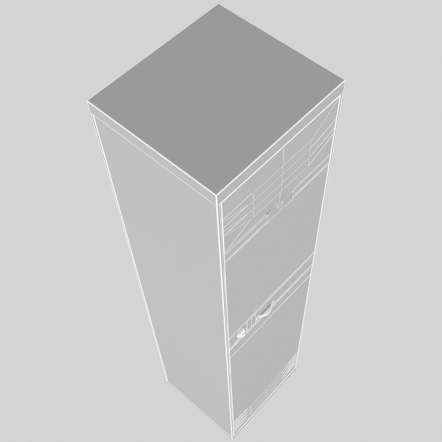 Szafki royalty-free 3d model - Preview no. 8
