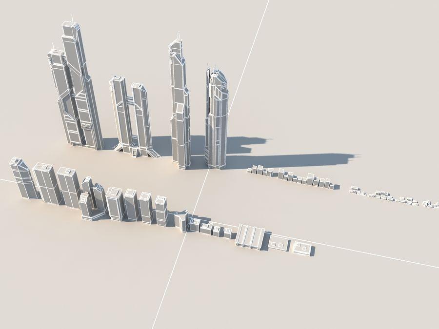 SC_CITY_01 royalty-free 3d model - Preview no. 15