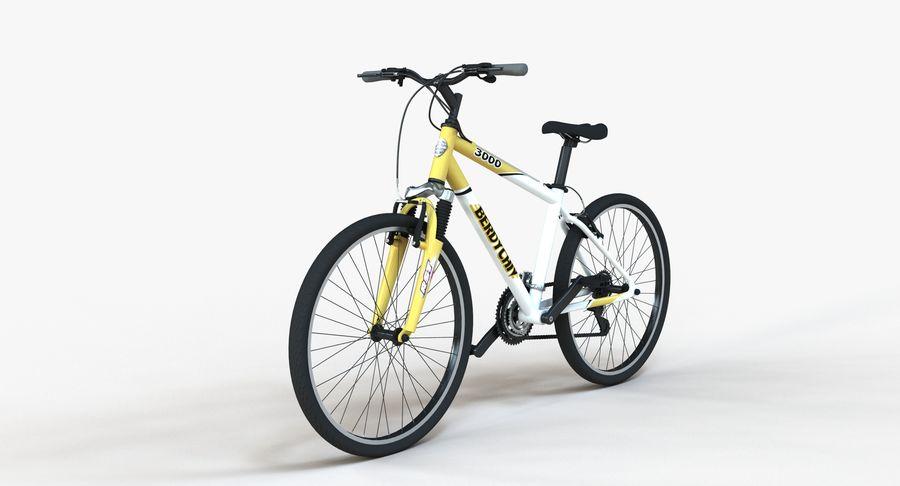 Mountain Bike royalty-free 3d model - Preview no. 2