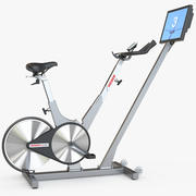 Keiser M3 Indoor Cycle 3d model