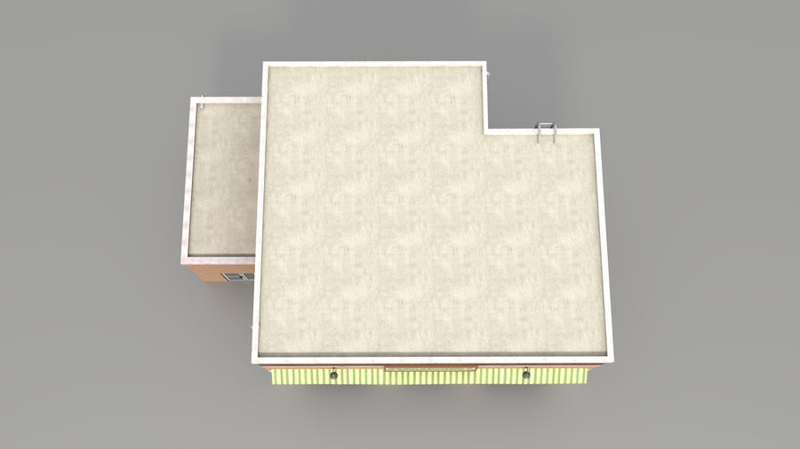 Warehouse asset royalty-free 3d model - Preview no. 7