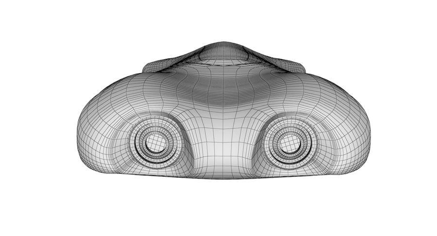 Sci-Fi Ship royalty-free 3d model - Preview no. 16