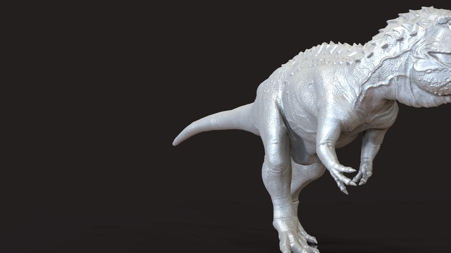 Modèle Acrosaurus (dinosaure) royalty-free 3d model - Preview no. 2