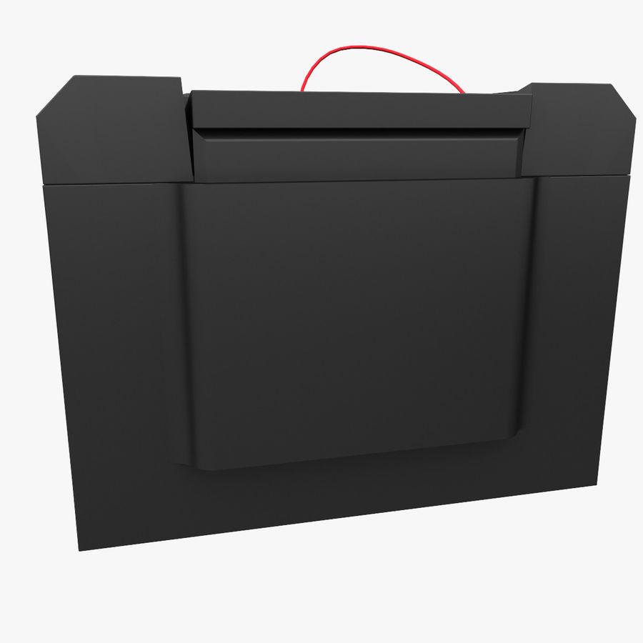 Makerbot Replicator 3D Printer 5th Gen royalty-free 3d model - Preview no. 4