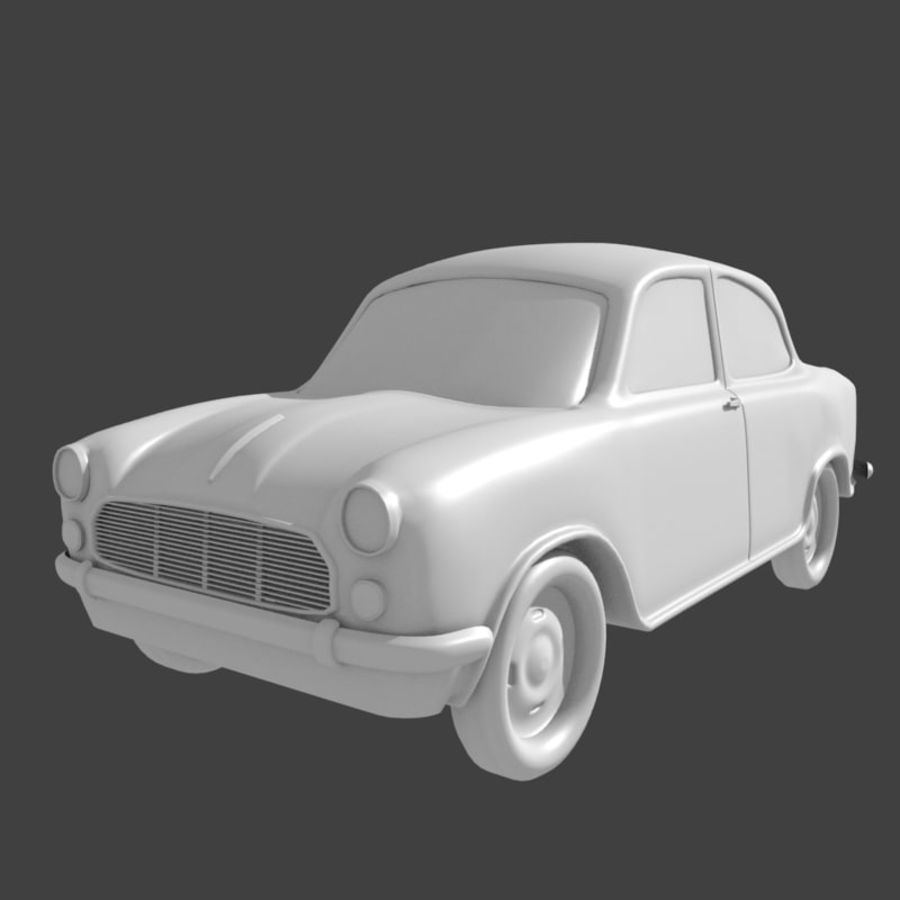 car 3d model free download max