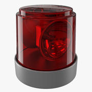 Warning Light 3d model