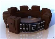 Hero Gadget Belt 3d model
