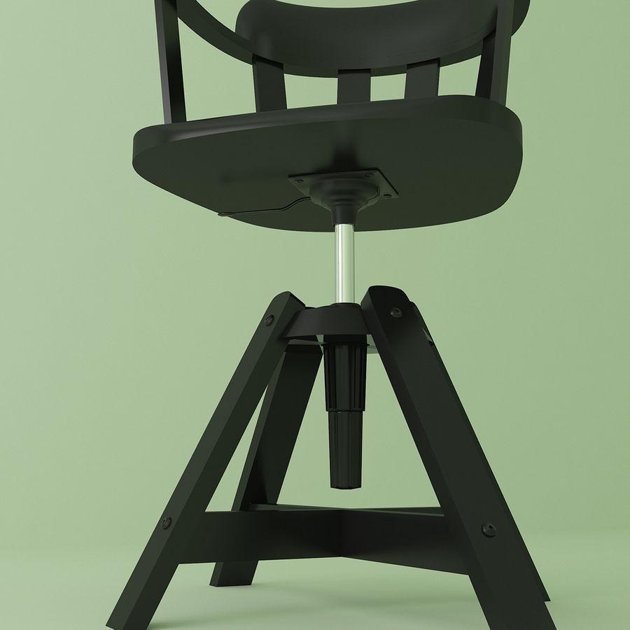 Ikea Feodor Chair 3d Model 8 Unknown Max Obj Fbx