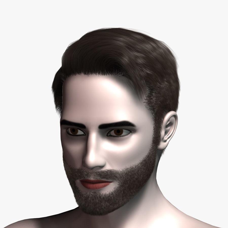 Virtual Hair 15 3d Model 6 Max Free3d