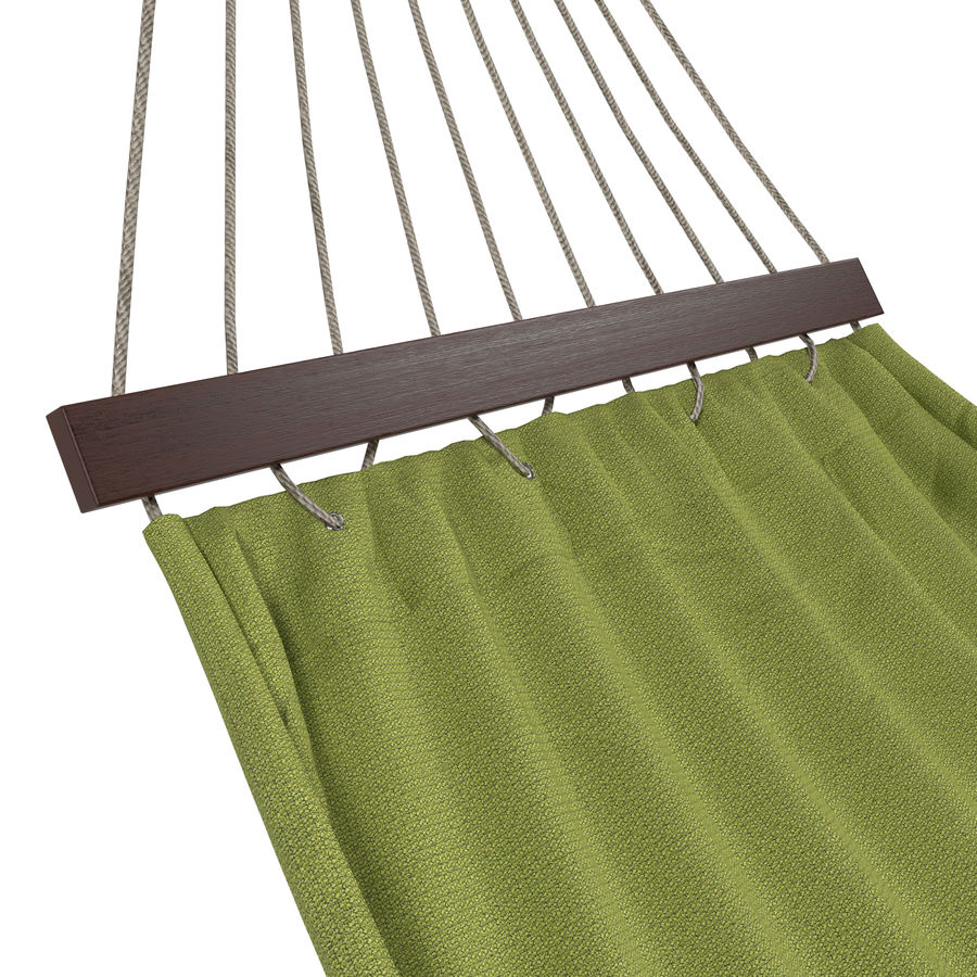 Hammock Set royalty-free 3d model - Preview no. 24