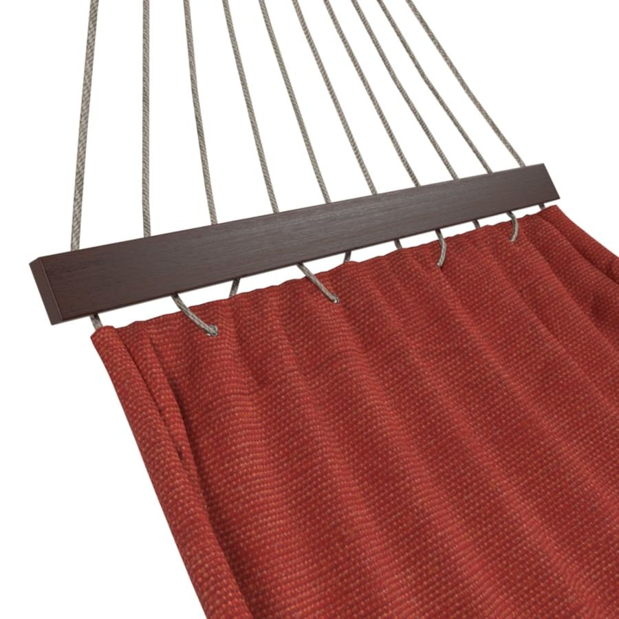 Hammock Set royalty-free 3d model - Preview no. 25