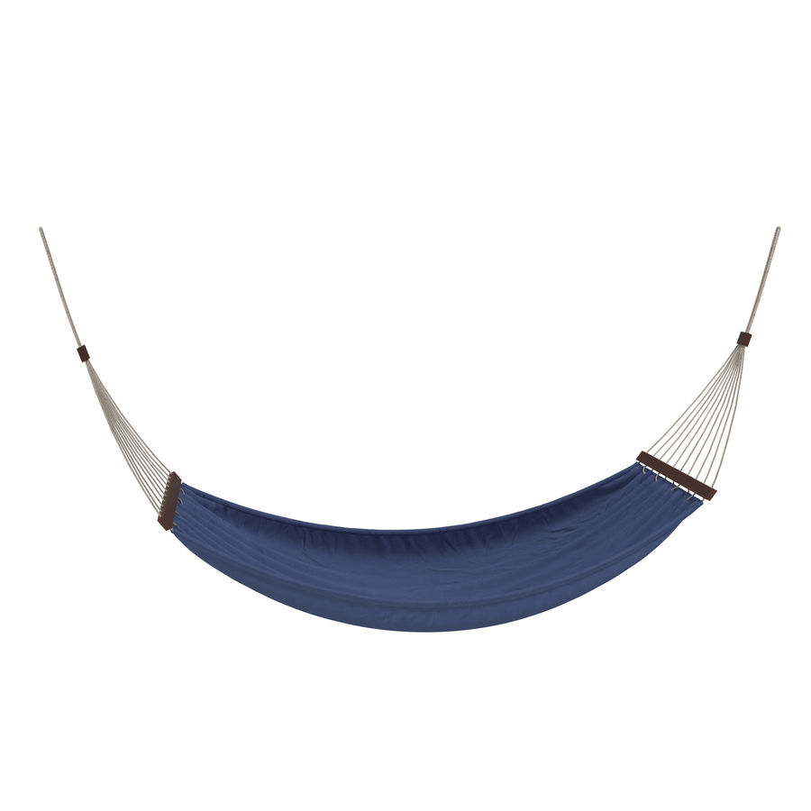 Hammock Set royalty-free 3d model - Preview no. 14