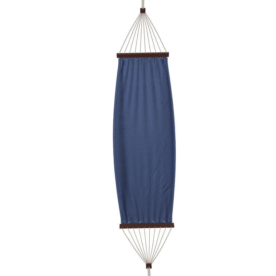 Hammock Set royalty-free 3d model - Preview no. 10