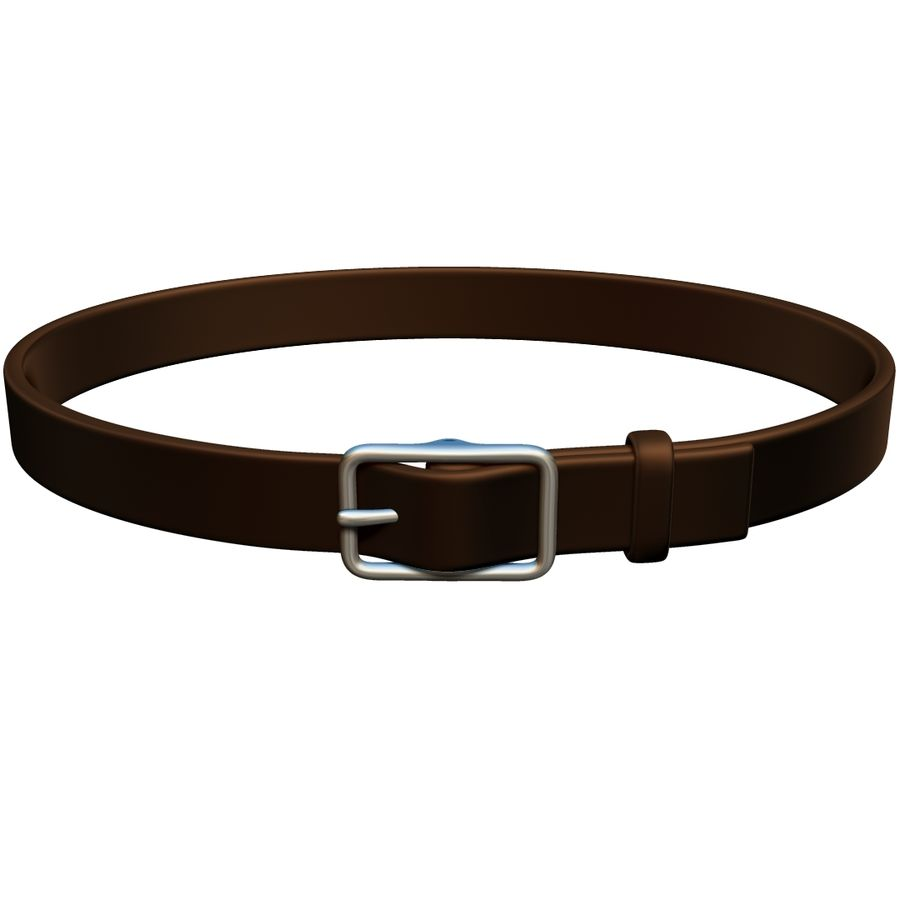 Belt 3D Model $9 -  max  ma  fbx  c4d  3ds  ztl  obj - Free3D