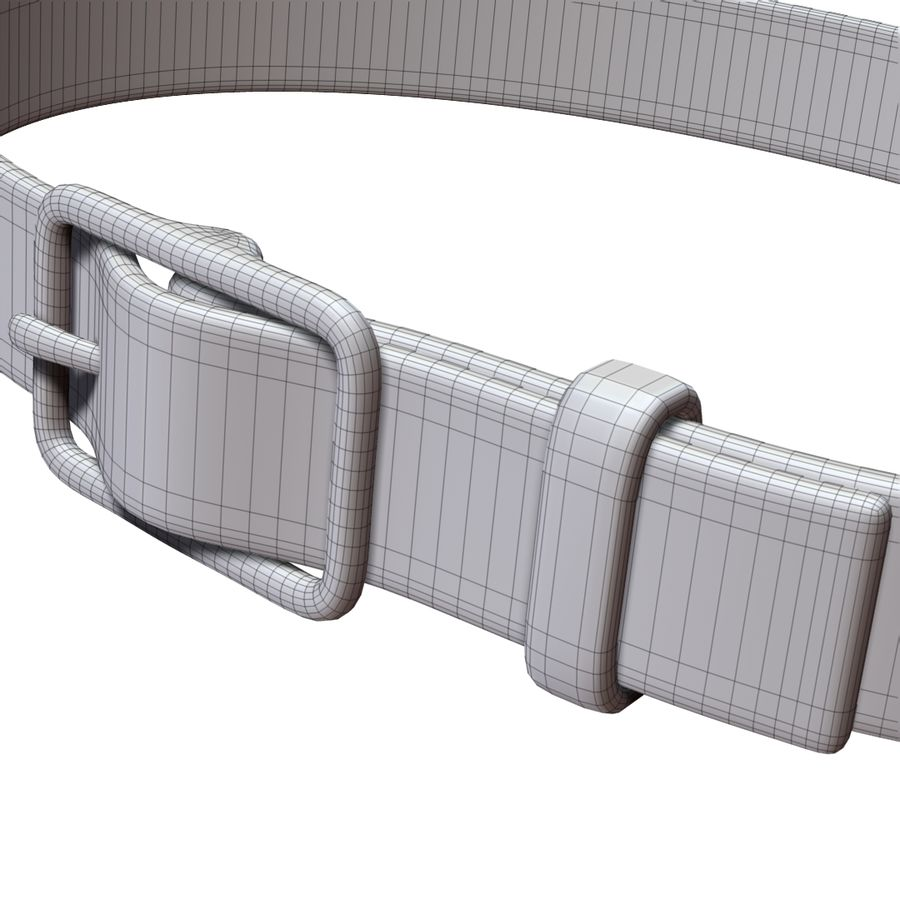 Gürtel royalty-free 3d model - Preview no. 15
