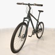 Велосипед (велосипед) 3d model