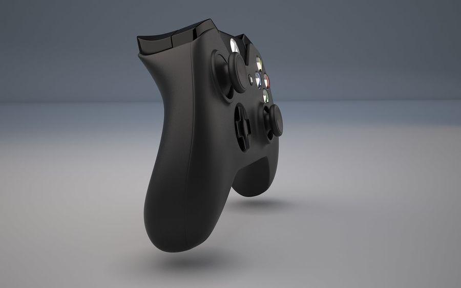 Xbox ett royalty-free 3d model - Preview no. 9