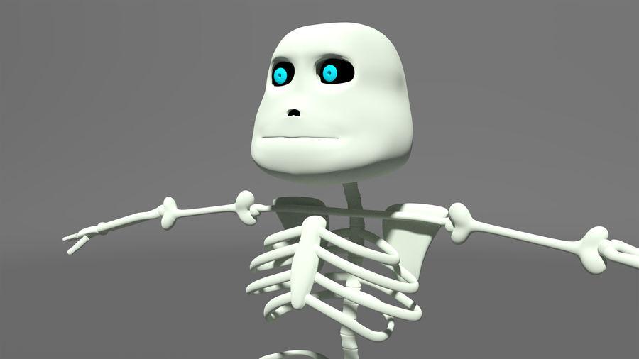 Bones 3D Model $32 -  unknown  obj  fbx  blend  3ds - Free3D
