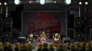 Lego Rock Band (Main Stage) 3d model