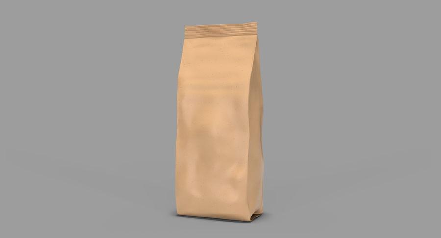 Paper Bag 3D Model $24 -  blend  obj  fbx  dae  3ds - Free3D