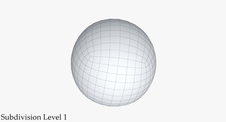 Egg 2 White royalty-free 3d model - Preview no. 15