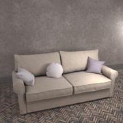 牛顿睡眠沙发 3d model