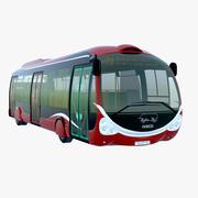 Baku bus 3d model