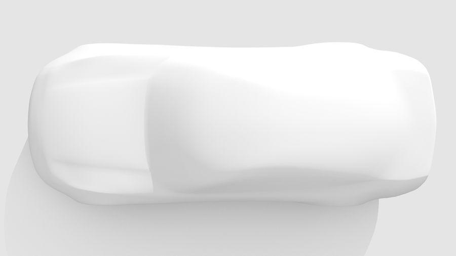 Base de coche FR Variante de diseño 3 royalty-free modelo 3d - Preview no. 13